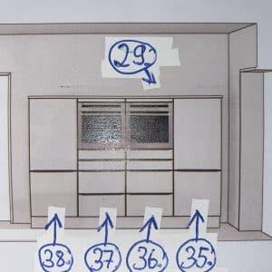 Nummerierung 3